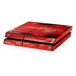 Arsenal Londyn - skórka na konsolę PS4