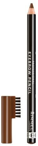 Rimmel London Professional Eyebrow Pencil kredka do brwi 1,4 g dla kobiet 002 Hazel
