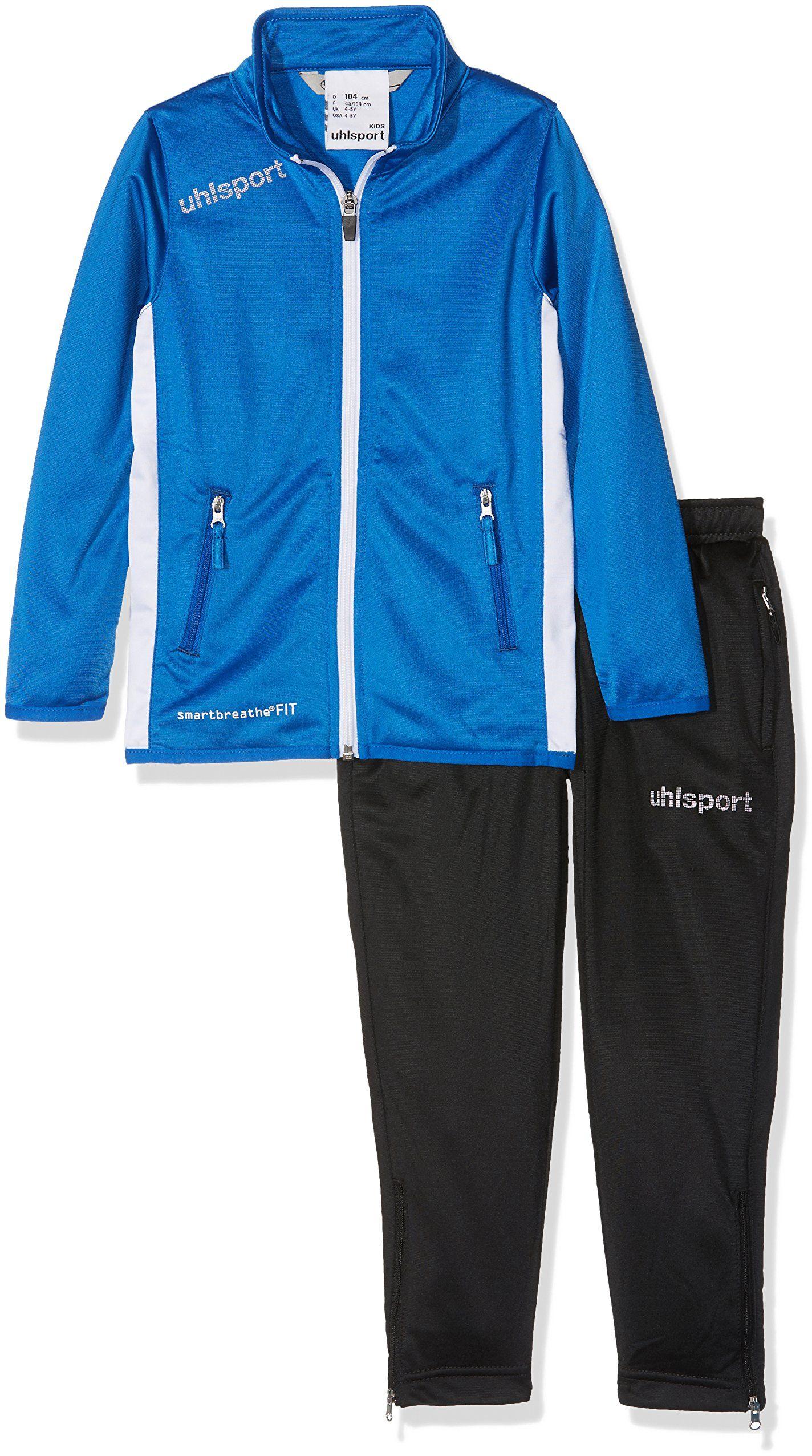 Uhlsport Essential Classic męski garnitur, lazurowy niebieski/biały, XXL