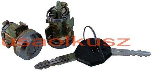 Wkładki zamków drzwi z kluczykami Chrysler Voyager Town Country 1996-2000