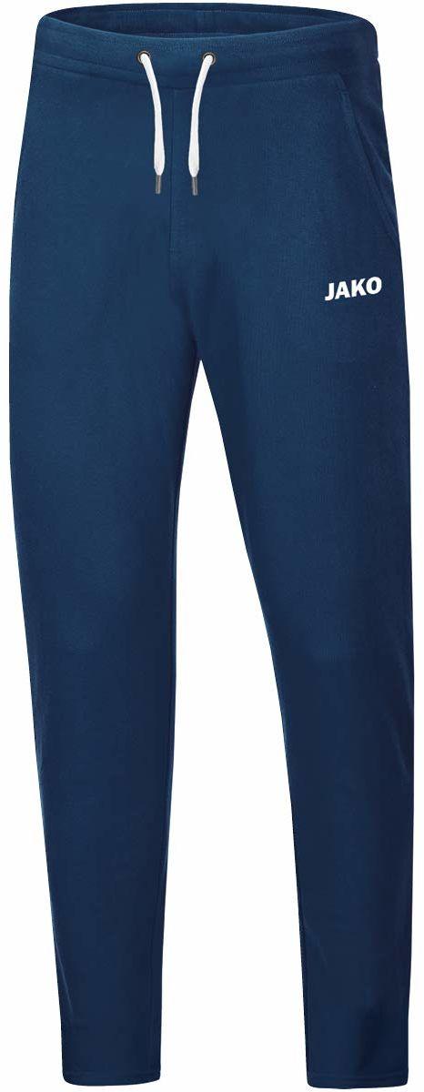 JAKO Kids Base spodnie dresowe dla dzieci, morskie, 140