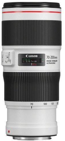 Obiektyw Canon EF 70-200mm f4 L IS II USM - CASHBACK 690PLN