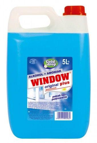 Window płyn do szyb 5l ammonium