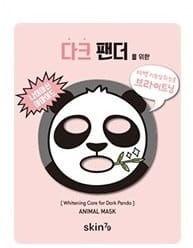 SKIN79 Maska rozjaśniająca w płachcie - panda