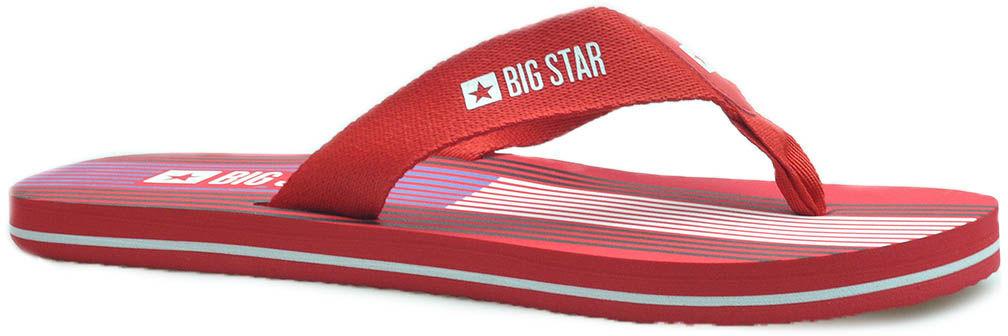 Japonki Big Star FF174462 Czerwone