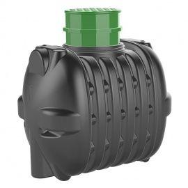 Podziemny zbiornik na deszczówkę BASIC Line 2000 RKT