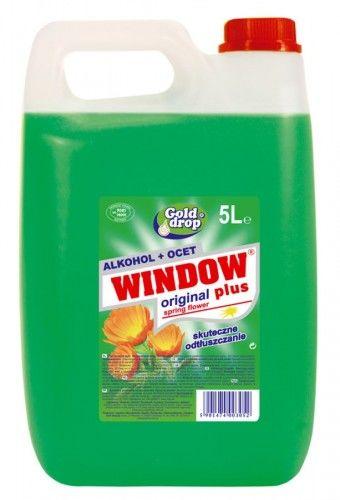 Window płyn do szyb 5l, spring flower