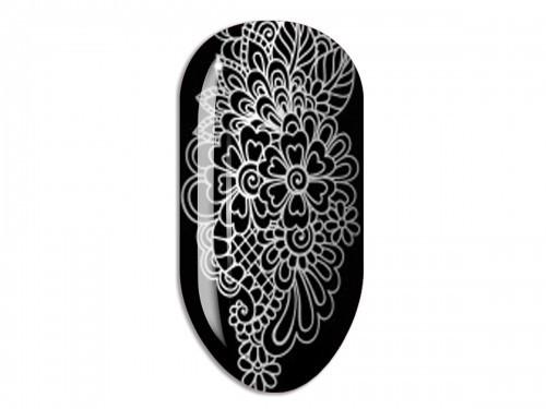 Nail Art Stikers Mollon Pro F130S naklejki do zdobienia