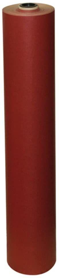 Garcia de Pou papier prezentowy 60 g/m2, 0,7 x 100 m, kraft, czerwony, 10000 x 70 x 30 cm