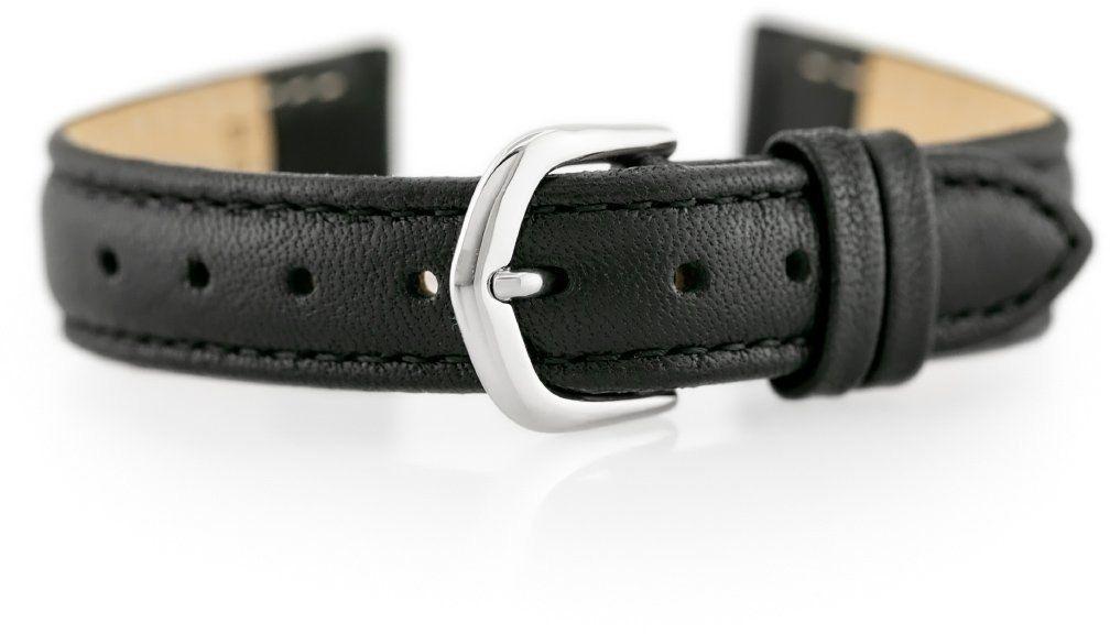 Pasek skórzany do zegarka BISSET BS-102 - 14mm