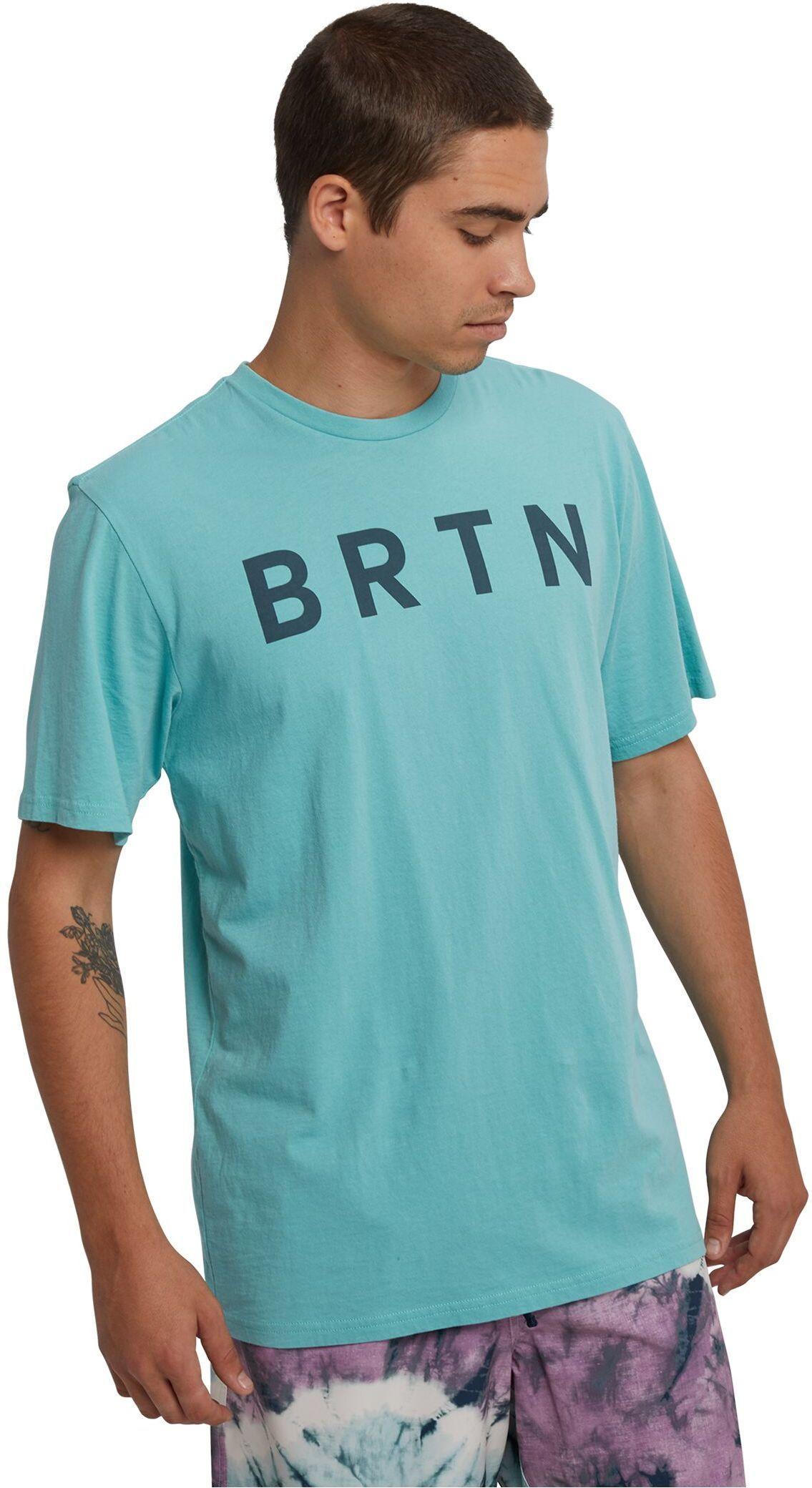 t-shirt męski BURTON BRTN SS Buoy Blue