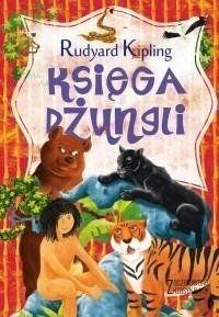 Zaczarowana klasyka. Księga dżungli - Rudyard Kipling