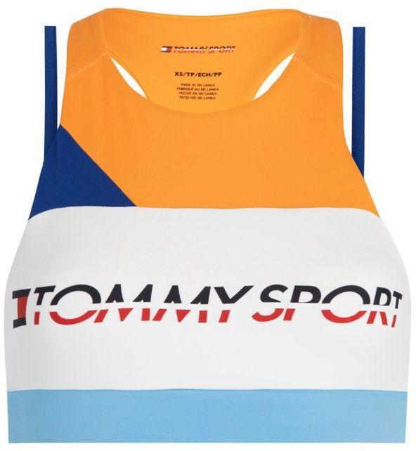 Tommy Sport Biustonosz top S10S100200 Kolorowy