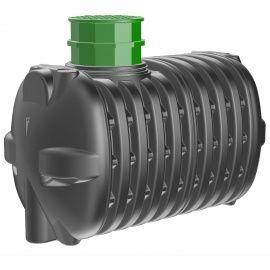 Podziemny zbiornik na deszczówkę BASIC Line 3000 RKT