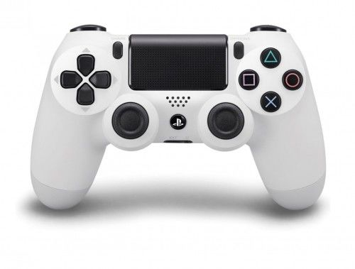 Pad Dualshock 4 White PS4