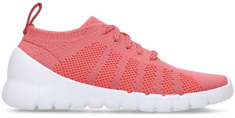 Buty sportowe dziecięce Clarks SprintEvolve koralowe261408416
