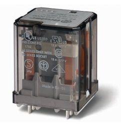 Przekaźnik mocy 16A 2 CO (DPDT) 24 V DC Finder 62.22.9.024.0000 Przekaźnik mocy 16A 2 CO (DPDT) 24 V DC Finder 62.22.9.024.0000