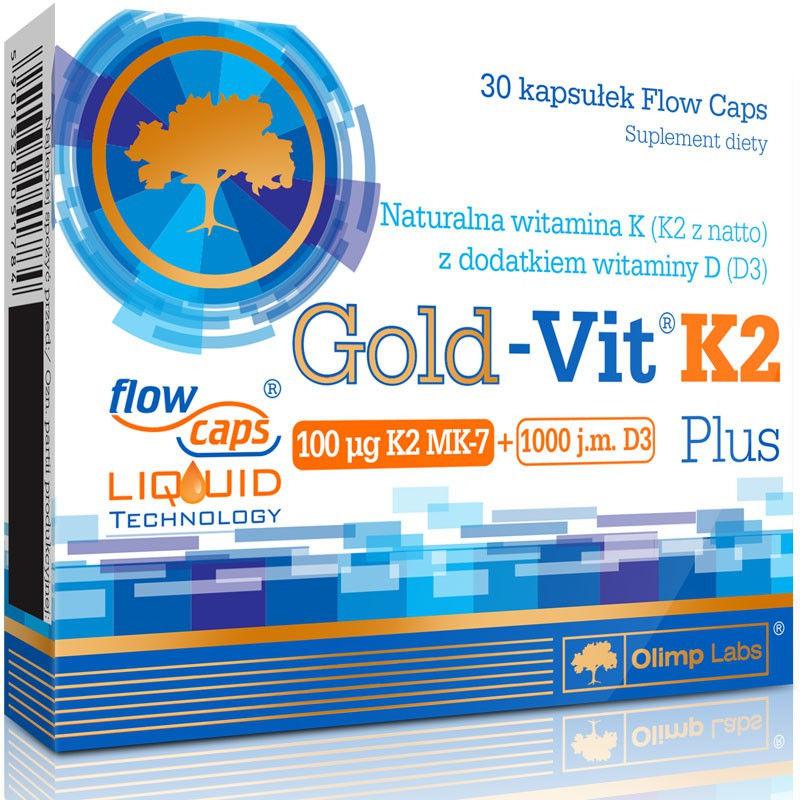 OLIMP Gold-Vit K2 Plus 30caps