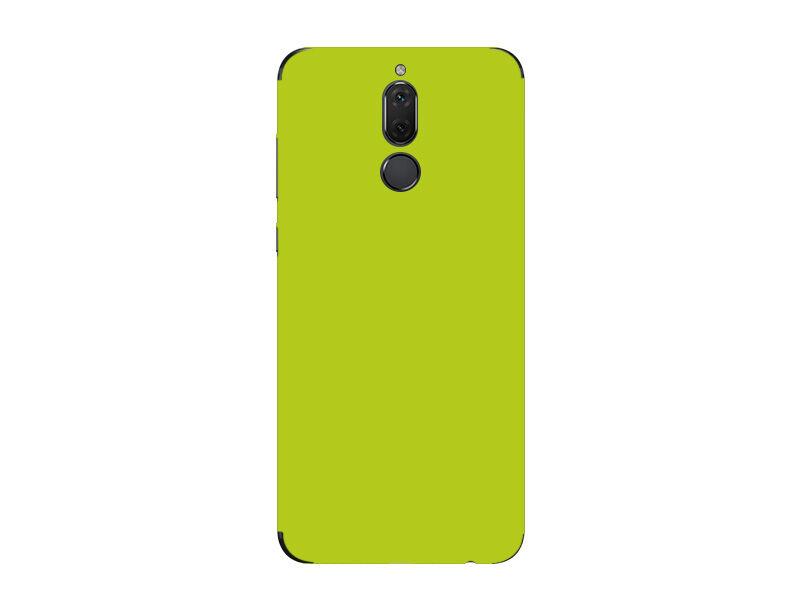 Huawei Mate 10 Lite - folia na tył 3MK Ferya SkinCase - Glossy Lime Green