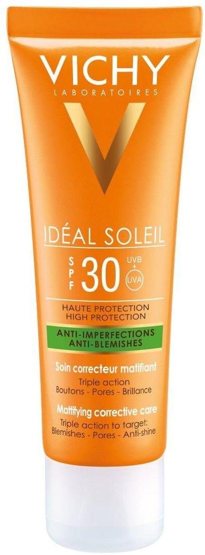 Vichy Capital Soleil ochronny krem matujący do twarzy SPF 30 50 ml