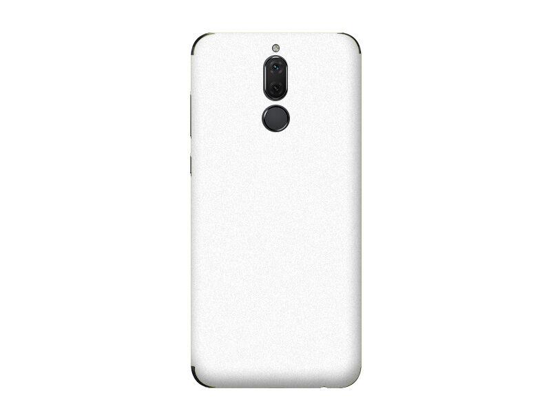 Huawei Mate 10 Lite - folia na tył 3MK Ferya SkinCase - Matte Silver