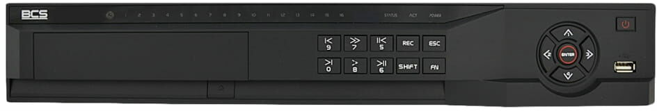 Rejestrator sieciowy BCS-NVR1602-4K-III