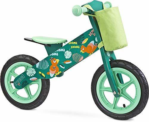 TOYZ TOYZ-0251 rowerek biegowy, zielony