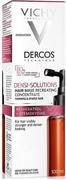 Vichy Dercos Densi Solutions kuracja zwiększająca gęstość włosów 100 ml