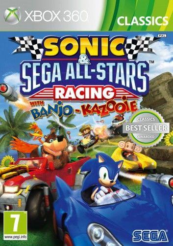 Sonic & SEGA with Banjo Kazooie X360
