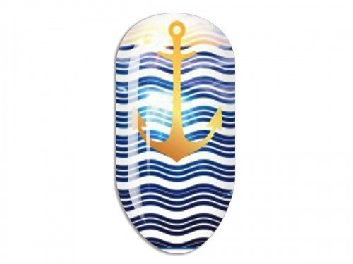 Nail Art Stikers Mollon Pro J058 naklejki do zdobienia