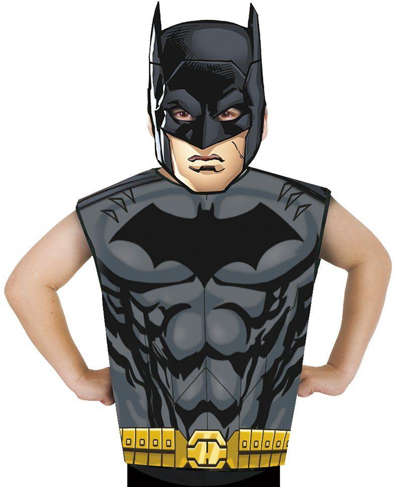 Rubie''s Spain 33688 - zestaw imprezowy Batman Talla única szary