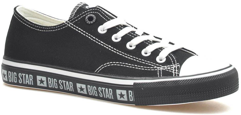 Trampki Big Star FF274235 Czarne
