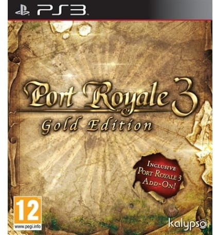 Port Royale 3 Gold PS 3