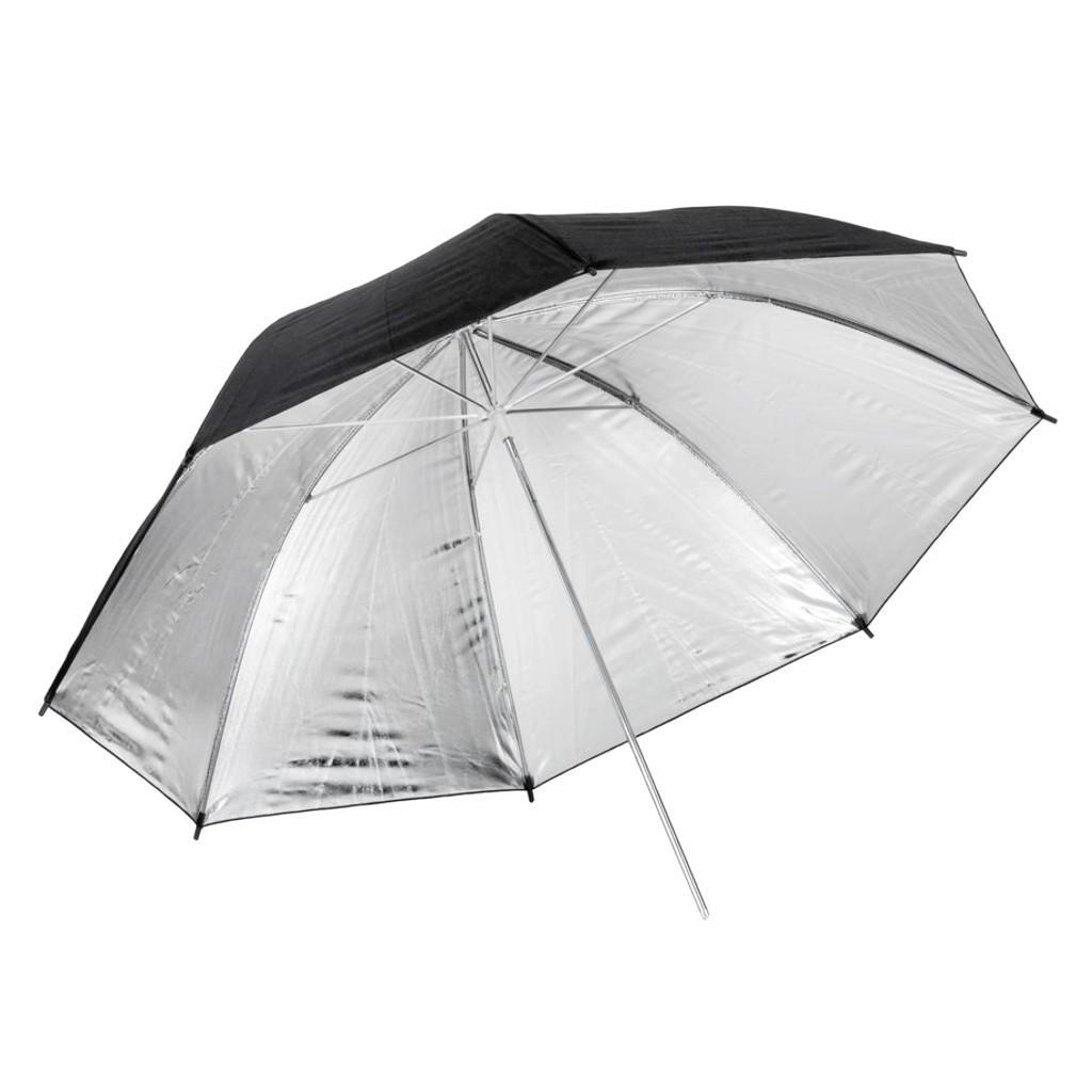 Parasolka srebrna Quadralite 120cm