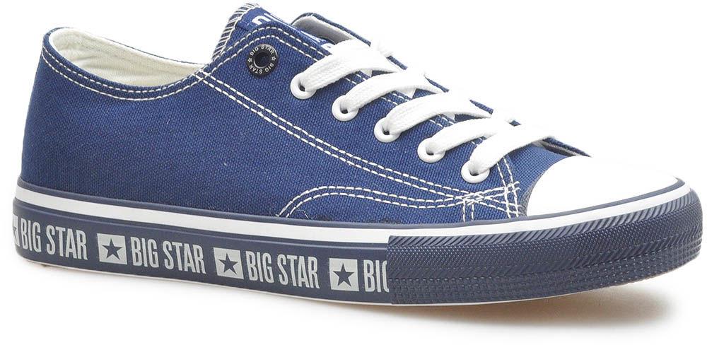 Trampki Big Star FF274237 Granatowe