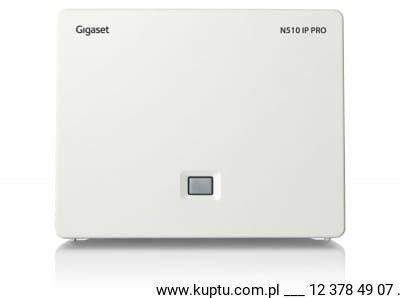 N510 IP PRO, antena DECT Gigaset pro