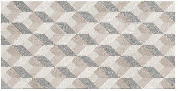 Dekor Tempre Arte 30,8 x 60,8 cm grey