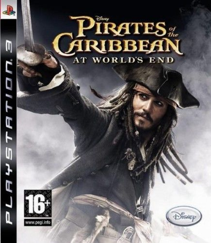 Pirates of the Caribbean AWE PS 3