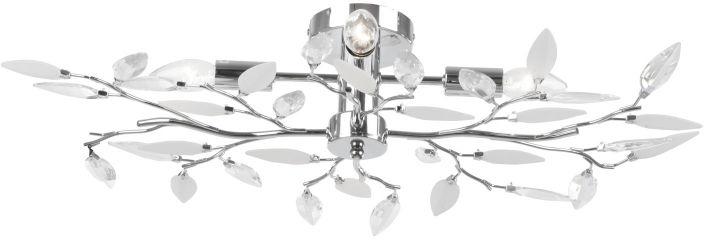 Globo VIDA 63160-4 plafon lampa sufitowa chrom 4xE14 62cm