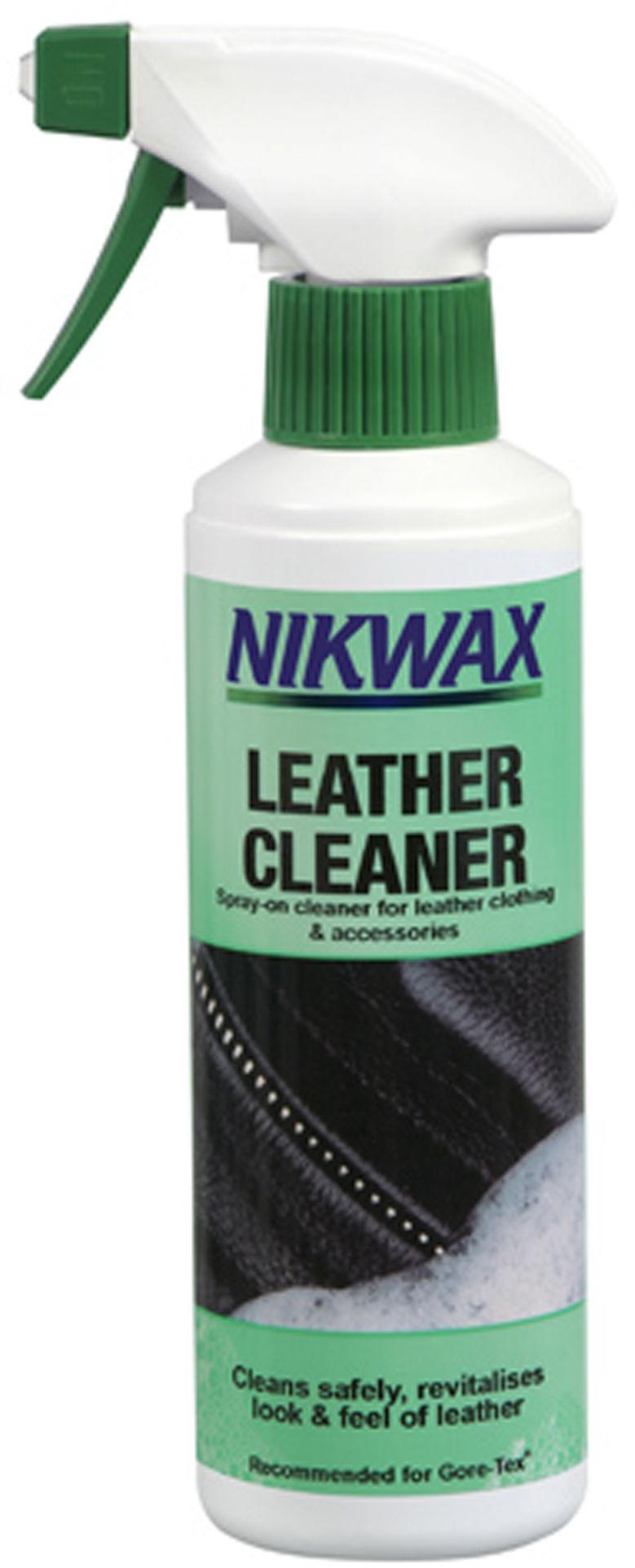 Środek do czyszczenia skóry Nikwax 300ml spray Nikwax Fabric and Leather Proof 125ml