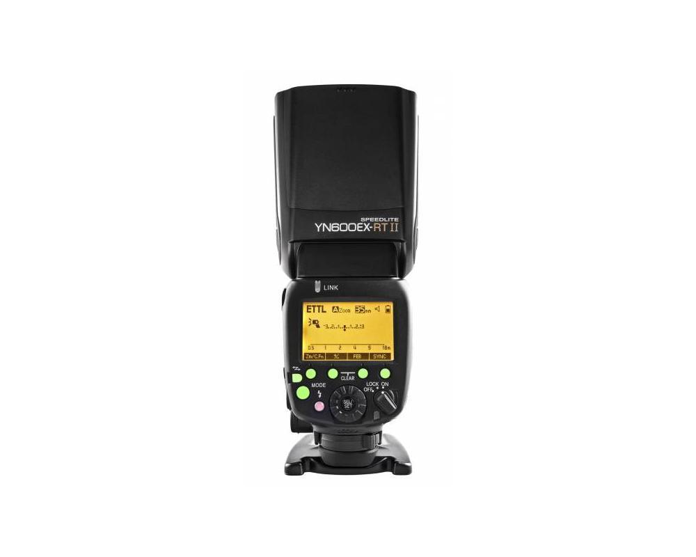 Yongnuo YN600EX-RT II - lampa błyskowa do Canon Yongnuo YN600EX-RT II