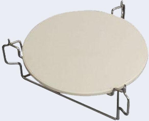 Kamień do pizzy z podstawką do Grilla Kamado - Grill Kamado Compact
