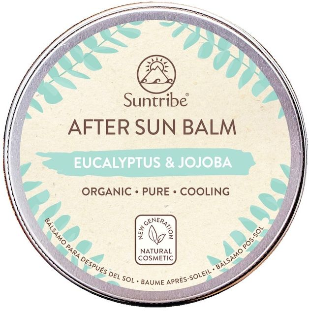 Naturalny balsam po opalaniu Eukaliptus i Jojoba Suntribe 100 ml