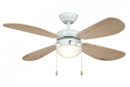 Wentylator sufitowy wiatrak 107 cm CLASSIC sosna