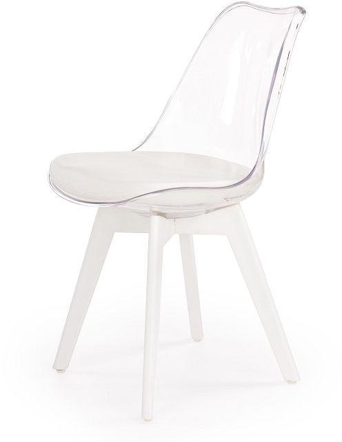 Krzesło WINDOW przeźroczysty