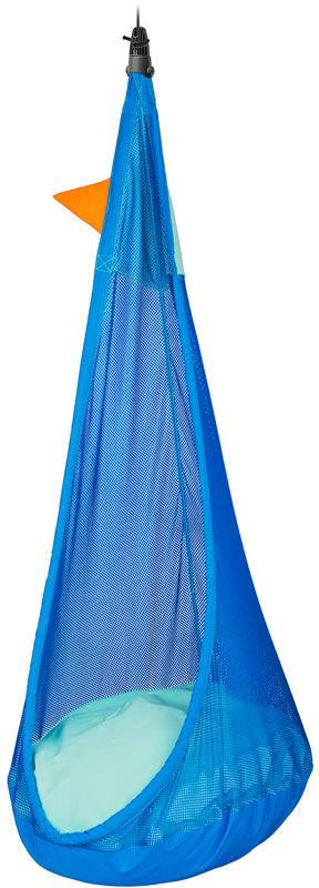 Fotel hamakowy dla dzieci Air D70-33, niebieski JAD90-33