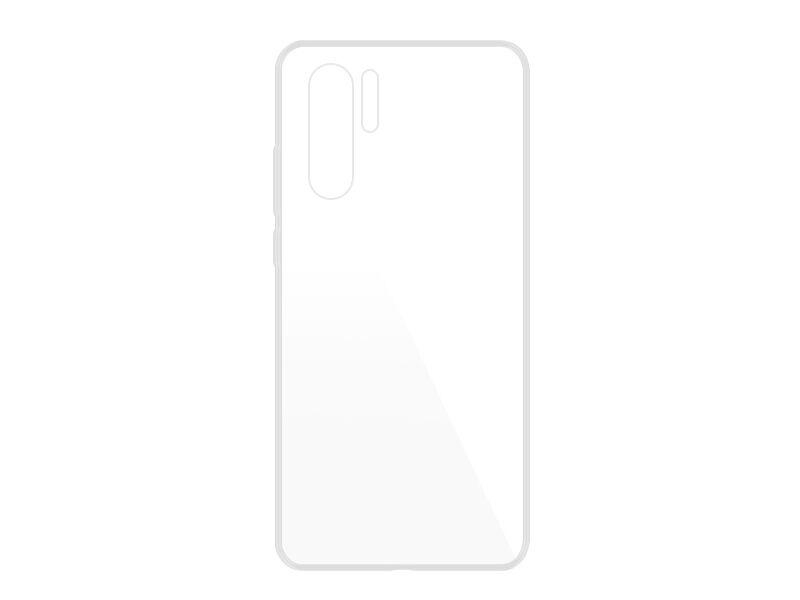 Huawei P30 Pro - etui na telefon Crystal Cover - przezroczyste