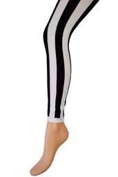 LEGGINGS STRIPES - Leggingsy damskie