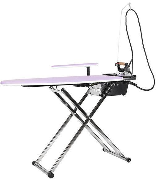 Deska do prasowania z generatorem pary i żelazkiem TEXI Smart S+B + RABAT dla zalogowanych