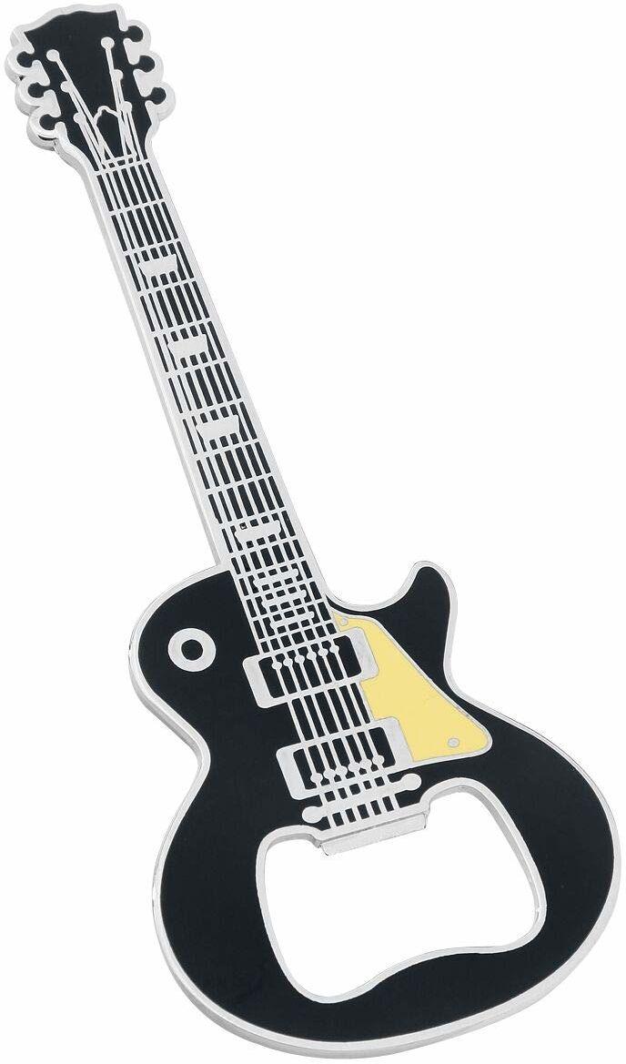 Guitar otwieracz do butelek czarny